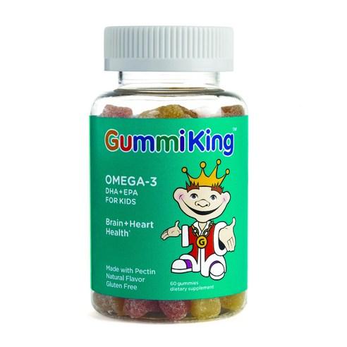 구미킹 어린이 DHA 오메가-3 구미