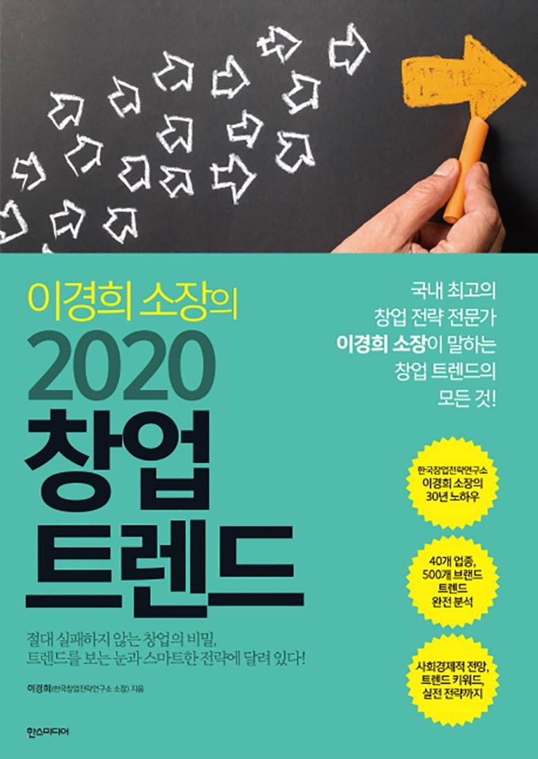 2020 인구 이동 리스크 줄이자 창업트렌드